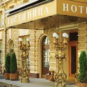 Гостиницы Ершовки