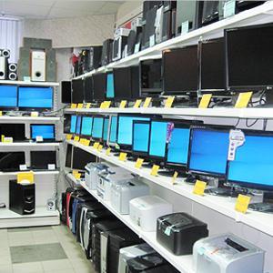 Компьютерные магазины Ершовки