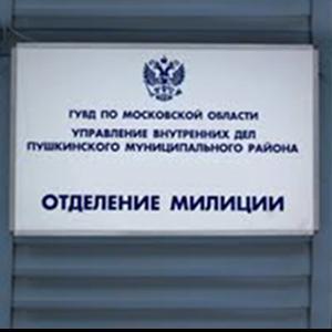 Отделения полиции Ершовки