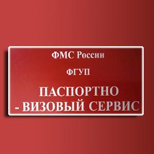 Паспортно-визовые службы Ершовки