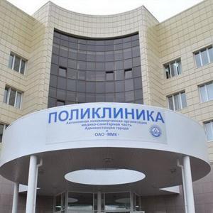 Поликлиники Ершовки