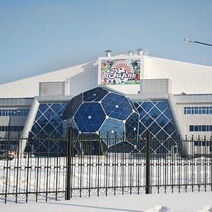 Спортивные комплексы Ершовки